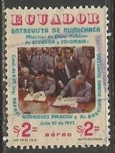 ECUADOR C548 VFU  Z1727-5