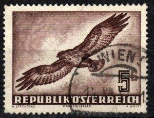 Austria #C58 F-VF Used CV $95.00  (X3521)