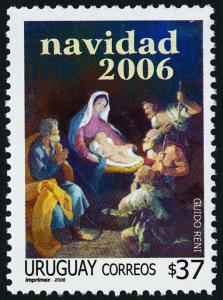 Uruguay 2178 MNH Christmas, Nativity