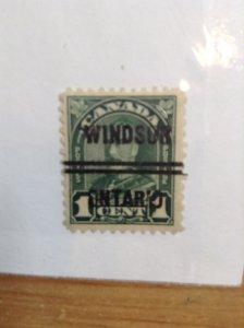 Canada  #  3-163b  Windsor