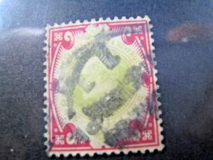 GREAT BRITAIN  -  SCOTT #138   Used                 (alb13)