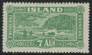 Iceland #144*  CV $52.50