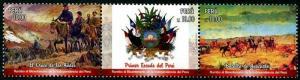 HERRICKSTAMP NEW ISSUES PERU Bicentenary Independence
