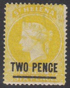 St. Helena 30 MH CV $150.00