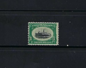 #294 1cent PAN AMERICAN FROM 1901  - SCV is $40.00 - W30