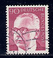 Germany Bund Scott # 1037, used