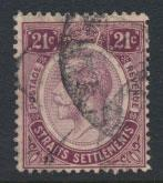 Straits Settlements George V  SG 204 Used