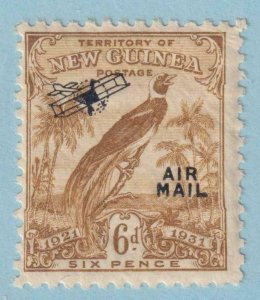 NEW GUINEA C21 AIRMAIL  MINT NEVER HINGED OG ** NO FAULTS VERY FINE!
