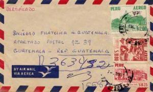 Peru, Airmail