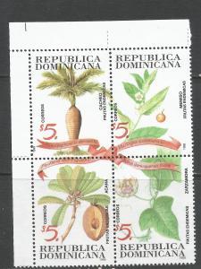 DOMINICAN REPUBLIC 1308 MNH [D5]