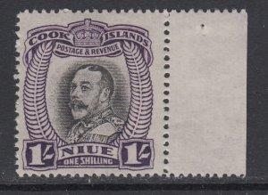 Niue, Scott 66 (SG 68), MNH
