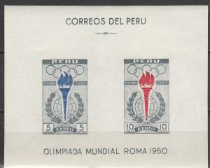 Peru #C173a MNH F-VF CV $4.25 (V1398L)