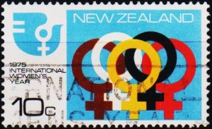 New Zealand. 1975 10c S.G.1067 Fine Used
