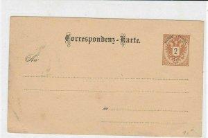 austria unused stamps card ref 20908