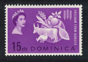 Dominica Freedom from Hunger SG#179