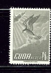 Cuba C138 MNH 1956 issue