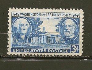 USA 982 Lee University MNH