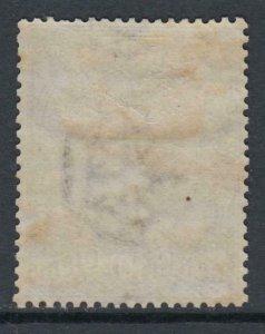 ITALY - 1884 Umberto I Pacchi (parcels) Sassone n.1 cv 390$ SUPER CENTERED MH*