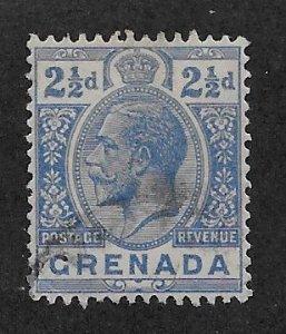 GRENADA SC# 97  FVF/U 1921