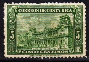 Costa Rica - #121 General Post Office - Used