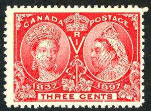 CANADA #53 MINT OG LH