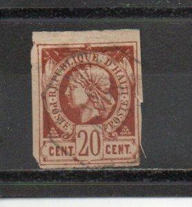 Haiti 6 used