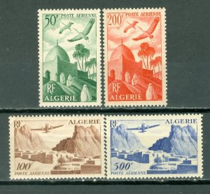 ALGERIA AIR #C8-11...SET...MINT...$51.00