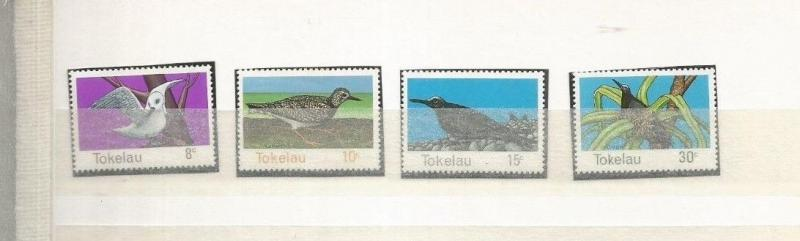 TOKELAU SCOTT 57-62 MNH