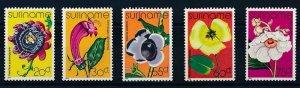 [SU108] Suriname Surinam 1978 Orchids MNH