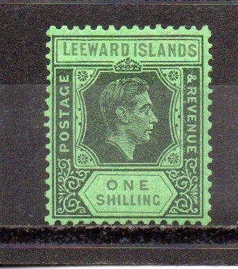 Leeward Islands 111a MLH