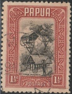 Papua, #96  Used From 1932