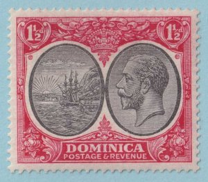 DOMINICA 68  MINT HINGED OG * NO FAULTS VERY FINE!