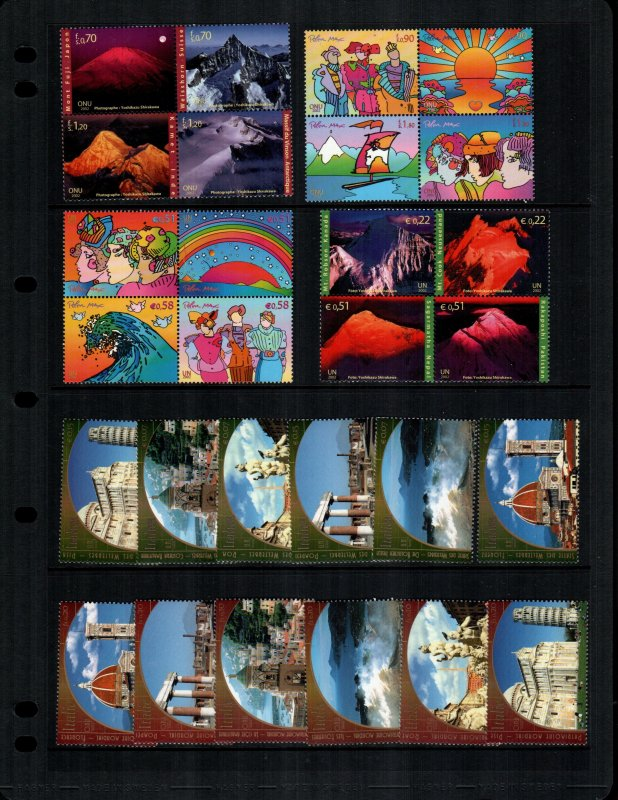United Nations  28  different MNH
