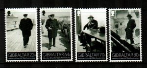 Gibraltar #1504-1507  MNH  Scott $7.00