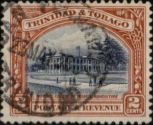 TRINIDAD & TOBAGO 1938  SAN FERNANDO / TRINIDAD  CDS on SG231a - Ref.830zd
