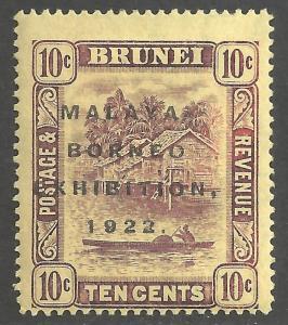 BRUNEI SCOTT 28A