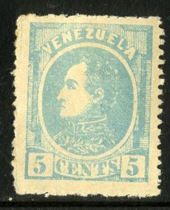 VENEZUELA 68 (8) MNH PROBABLY FAKE SCV $15.00 BIN $3.75
