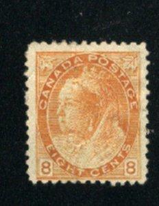 Canada #82   Mint   PD