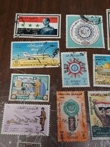 Iraq Used Stamp Lot