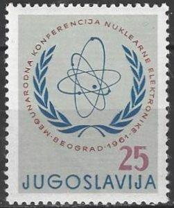 Yugoslavia  596   MNH  Atomic Energy