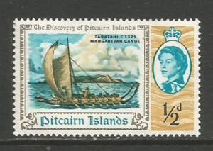 Pitcairn Isl.   #67  MNH  (1967)