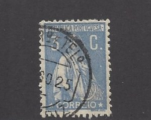 Portugal, 213, Ceres Single, **Used**
