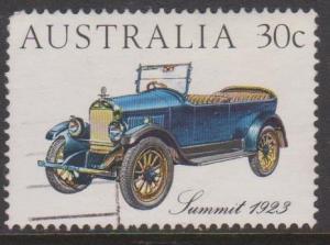 Australia Sc#892d Used