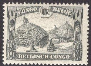 BELGIAN CONGO SCOTT 140