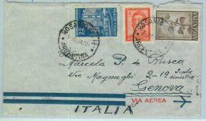 96849 - ARGENTINA - POSTAL HISTORY - Airmail COVER  ROSARIO to ITALY,  1964  27$