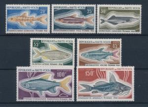 [48130] Burkina Faso 1969 Marine life Fish MNH