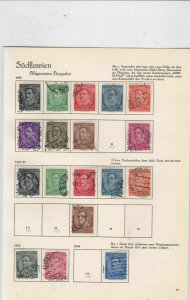 yugoslavia 1931-32 used stamps  ref 10537