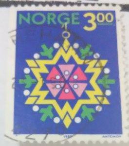 Norway Scott Cat #952
