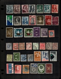 Netherlands  41  different MH and used
