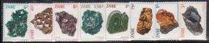 Zaire 1102-9 Minerals Mint NH